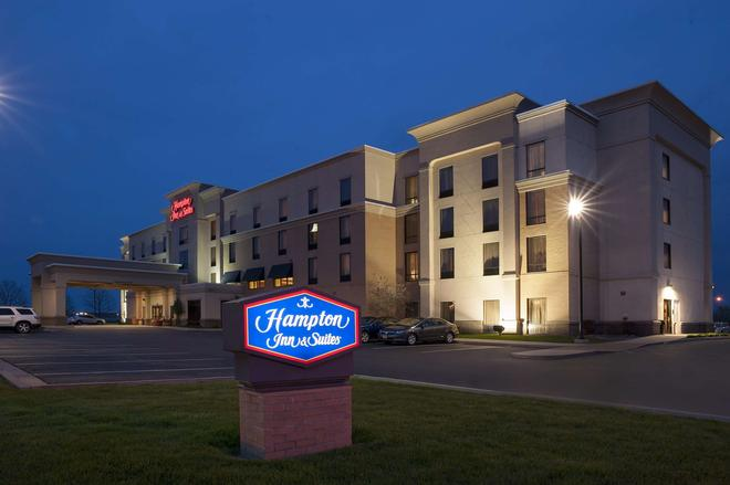 Hampton Inn & Suites Indianapolis-Fishers - Fishers - Building