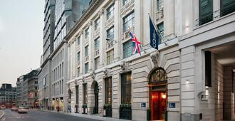Club Quarters Hotel, Gracechurch - Londra - Edificio