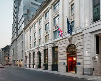 Club Quarters Hotel, Gracechurch - London - Building
