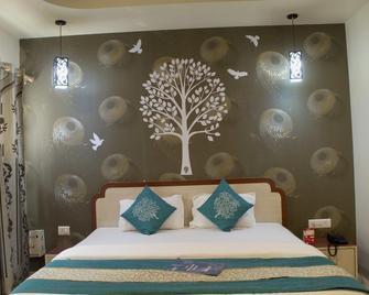 Oyo 992 Hotel Jalsa - Bhopal - Bedroom