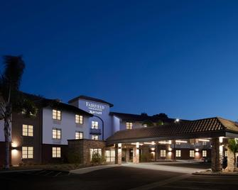 Fairfield Inn and Suites by Marriott Camarillo - Камарільйо - Building
