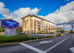 Hampton Inn Washington - Washington - Rakennus