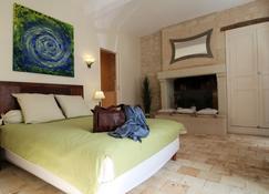 La Closerie Saint Martin - Chinon - Bedroom