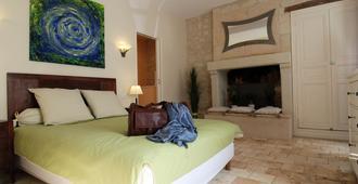 La Closerie Saint Martin - שינו - חדר שינה
