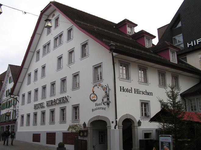 Hotel zum Hirschen - Küssnacht am Rigi - Edificio
