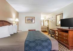 Econo Lodge Midtown - Savannah - Κρεβατοκάμαρα