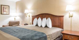 Econo Lodge Midtown - סאוואנה - חדר שינה