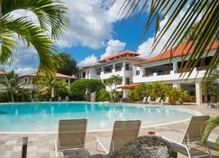 Aparta-Hotel Malibu At Residencial Paraiso - Bayahibe - Pool