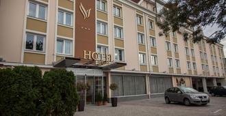 Vitta Hotel Superior Budapest - Budapest - Byggnad