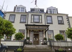 The Tontine Hotel - Peebles - Building