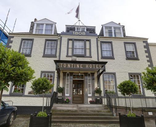 The Tontine Hotel - Peebles - Edificio