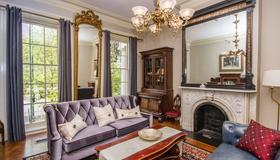 Linden Row Inn - Richmond - Living room