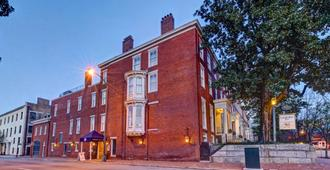 Linden Row Inn - Richmond - Edificio