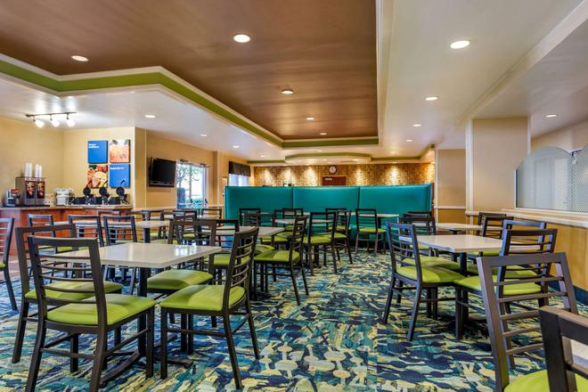 Comfort Inn and Suites near Universal Orlando Resort - Orlando - Restaurant