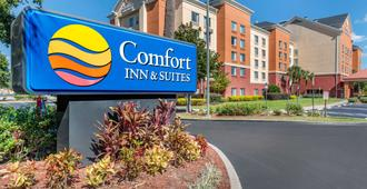 Comfort Inn and Suites near Universal Orlando Resort - Orlando - Bâtiment
