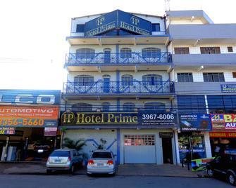 Hotel Prime - Taguatinga - Gebouw