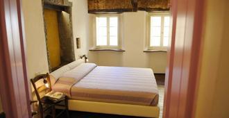 潘埃維諾洛坎達酒店 - 科爾托納 - 科托納 - 臥室