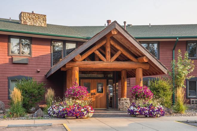 Lodge AT Palmer Gulch - Hill City - Building