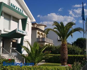 Hotel Jorge V - Mirandela - Building