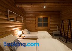 Moiwa Lodge - Hostel - Niseko - Bedroom