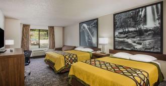 Super 8 by Wyndham Flagstaff - Flagstaff - Camera da letto