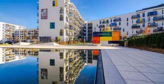 Clicktheflat Artistic Estate Apartment - Varsavia - Edificio