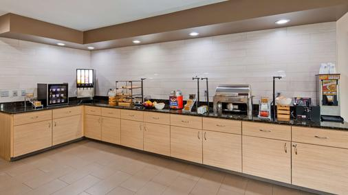 Best Western Plus Lake City - Lake City - Buffet