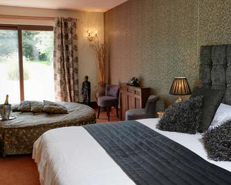 Best Western Compass Inn - Badminton - Bedroom
