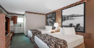 Super 8 by Wyndham Lake George/Downtown - Lake George - Soveværelse