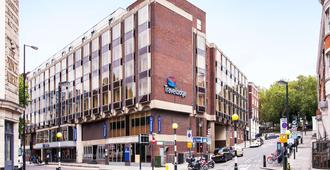 Travelodge London Kings Cross Royal Scot - London - Toà nhà