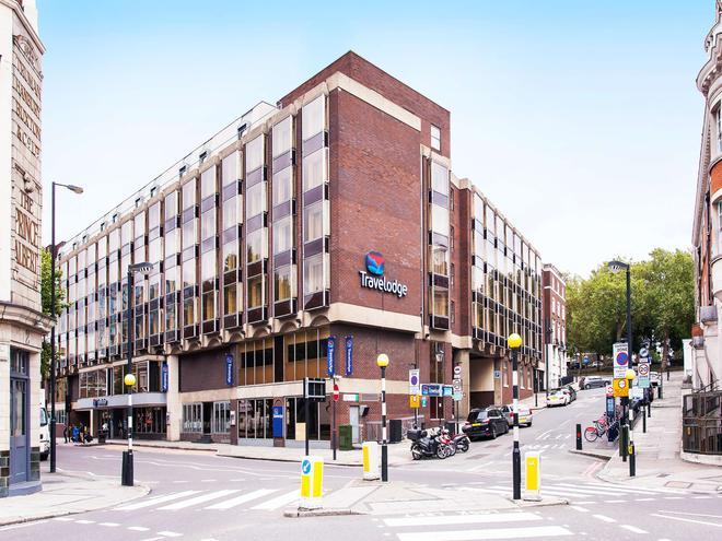 Travelodge London Kings Cross Royal Scot - London - Building