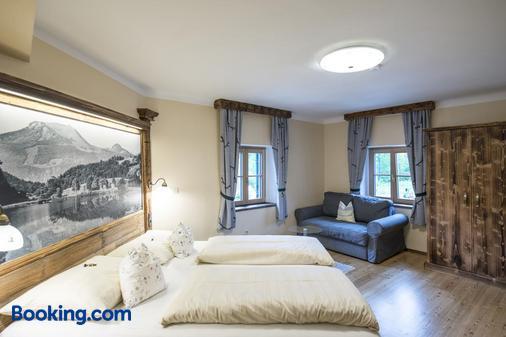 Landgasthof & Restaurant Batzenhausl - Sankt Gilgen - Bedroom