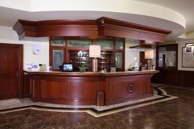 Starhotels Majestic - Turin - Bar