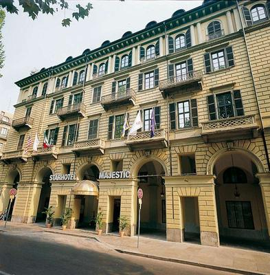 Starhotels Majestic - Turin - Bâtiment