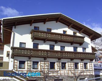 Ferienwohnung Sporer - Hippach - Gebäude