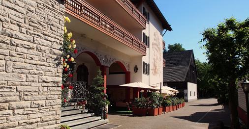 比爾豪斯爾餐廳酒店 - 佛萊堡 - 建築