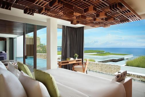 Anantara Uluwatu Bali Resort - South Kuta - Phòng ngủ