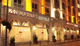Marnas Hotels - Istanbul - Bâtiment