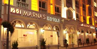 Marnas Hotels - Estambul - Edificio