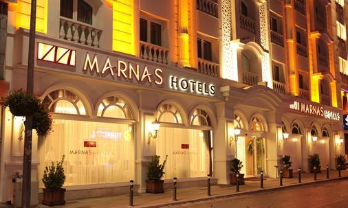 Marnas Hotels - Istanbul - Rakennus