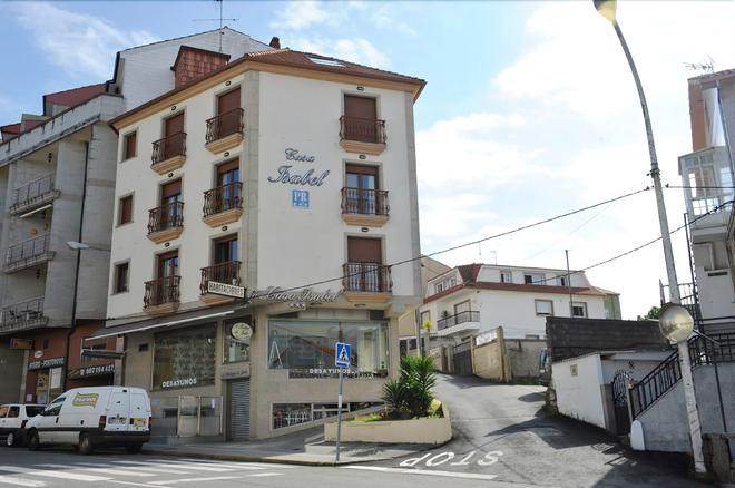 Hostal Casa Isabel - Portonovo - Building