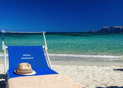 Hotel Stefania Boutique Hotel by the Beach - Olbia - Plage