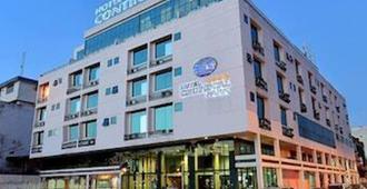 Hotel Continental Park - Santa Cruz de la Sierra - Edificio