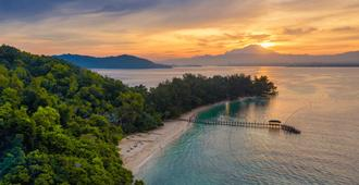 Sutera Sanctuary Lodges At Manukan Island - Kota Kinabalu - Sala de estar