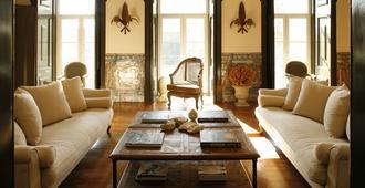 Palacio Ramalhete - ליסבון - סלון