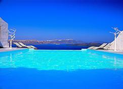 Astarte suites - Akrotiri - Pool