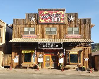 Fort Davis Drug Store And Hotel - Fort Davis - Gebouw