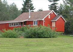 Waterview Rooms - Pictou - Building