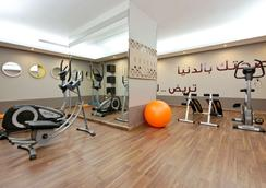 Shada Suites - Zahra - Jeddah - Gym