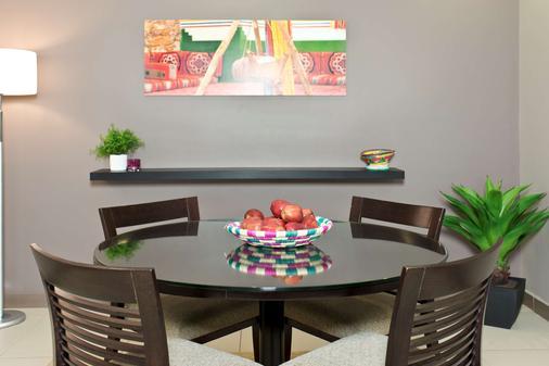 Shada Suites - Zahra - Jeddah - Dining room
